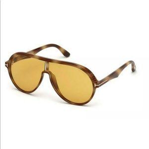 Tom Ford Sunglasses FT0647 MONTGOMERY-02 57E 63mm